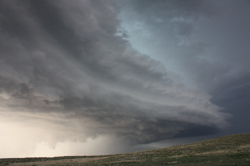 mothership supercell striations
