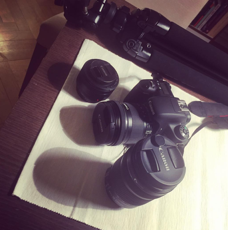 canon 760