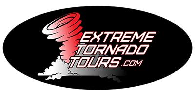 extreme tornado tours logo