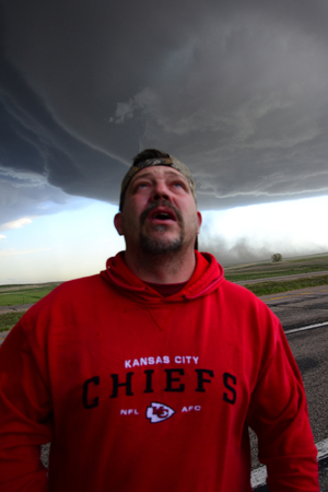 storm chaser lanny dean