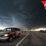 the blue van extreme tornado tours