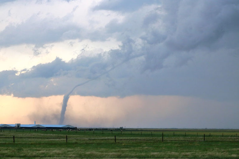 rope out tornado wyoming