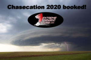 extreme tornado tours booked