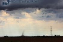 landspout