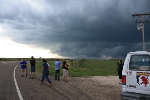 base storm cloud
