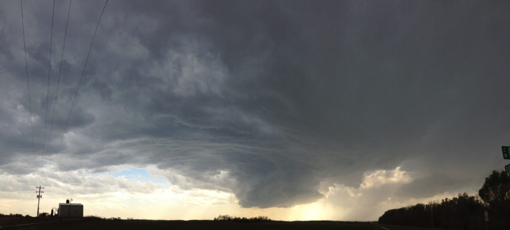 nice inflow storm structure