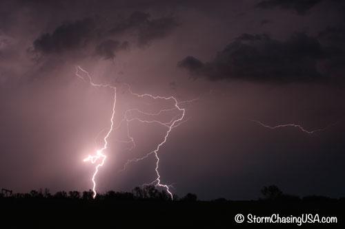Double lightning