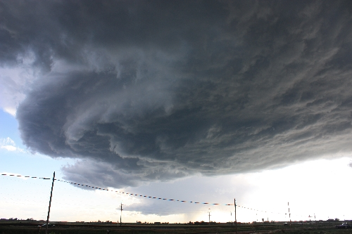storm cell detail