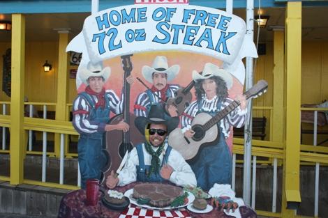 great texan steak house