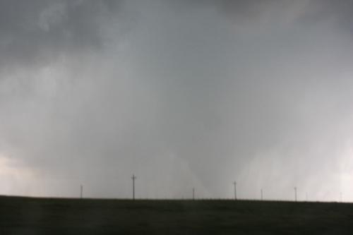 rainwrapped tornado