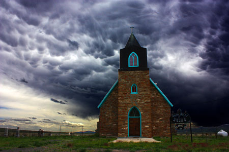 church in new mexico