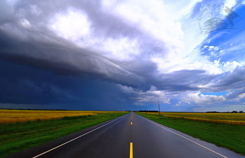 road storm