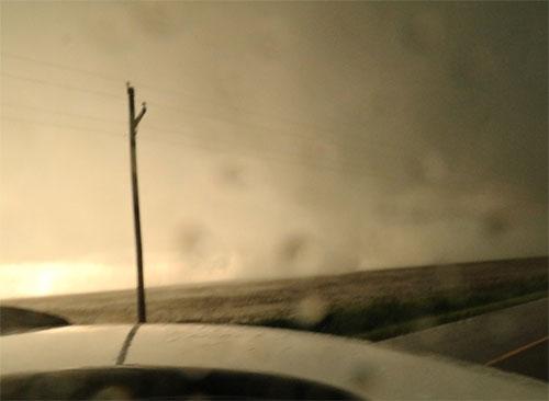 tornado 2 leoti, ks