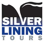 silver lining storm chasing tours logo