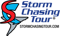storm chasing tour logo