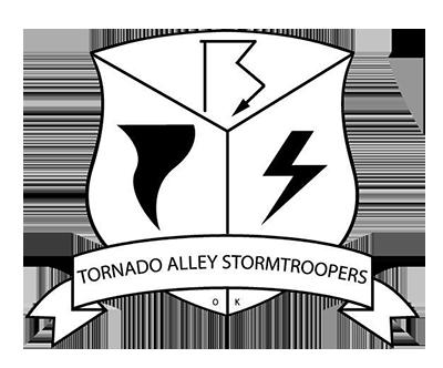 tornado alley chasing logo
