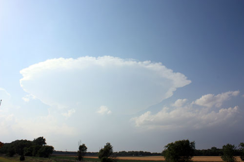 towering cloud