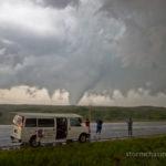 stormchasingtour van