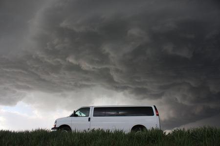 white van tempest tours