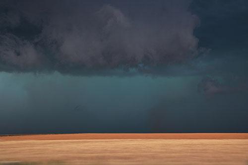 Colors of a storm