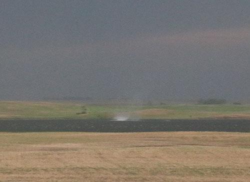 lake tornado