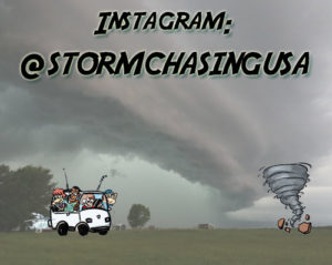 storm chasing usa instagram