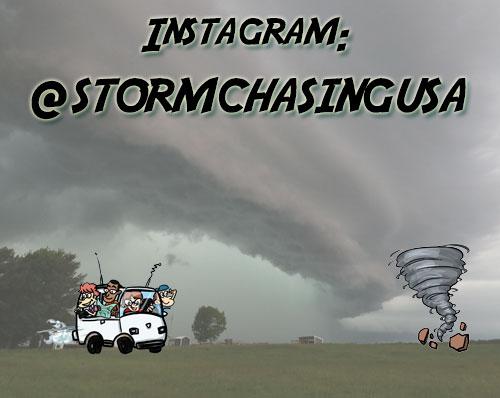 storm chasing usa instagram