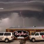 extreme tornado tours van