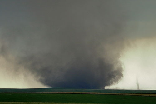 wedge tornado