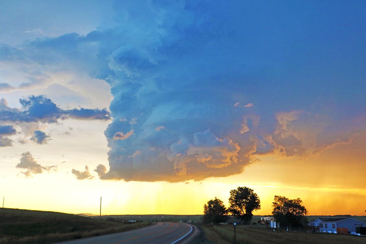sunset lp storm