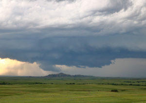 wall cloud south dakota