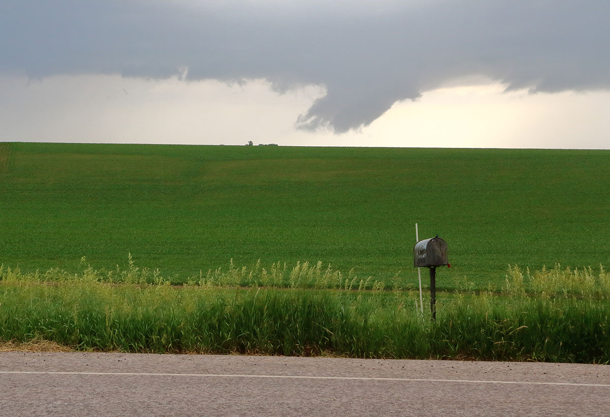 wall cloud nebraska