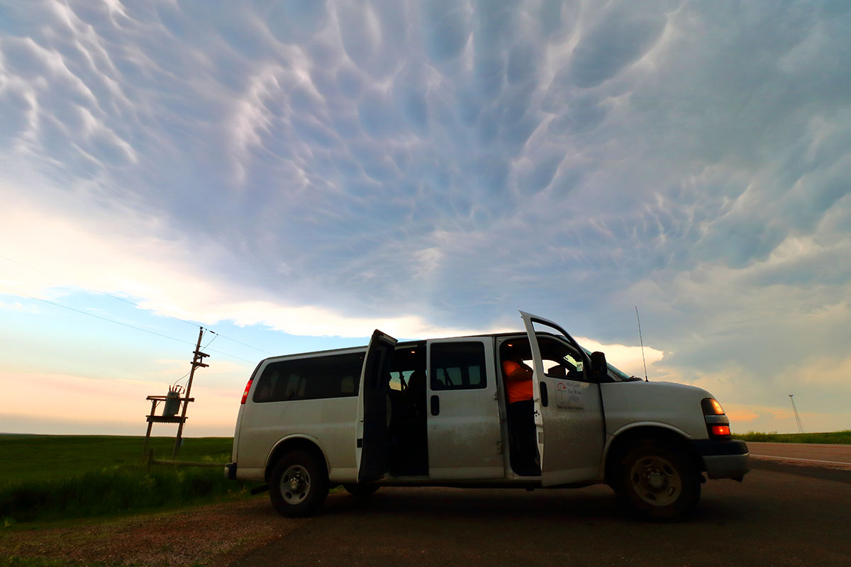 weather adventures storm chasing tours