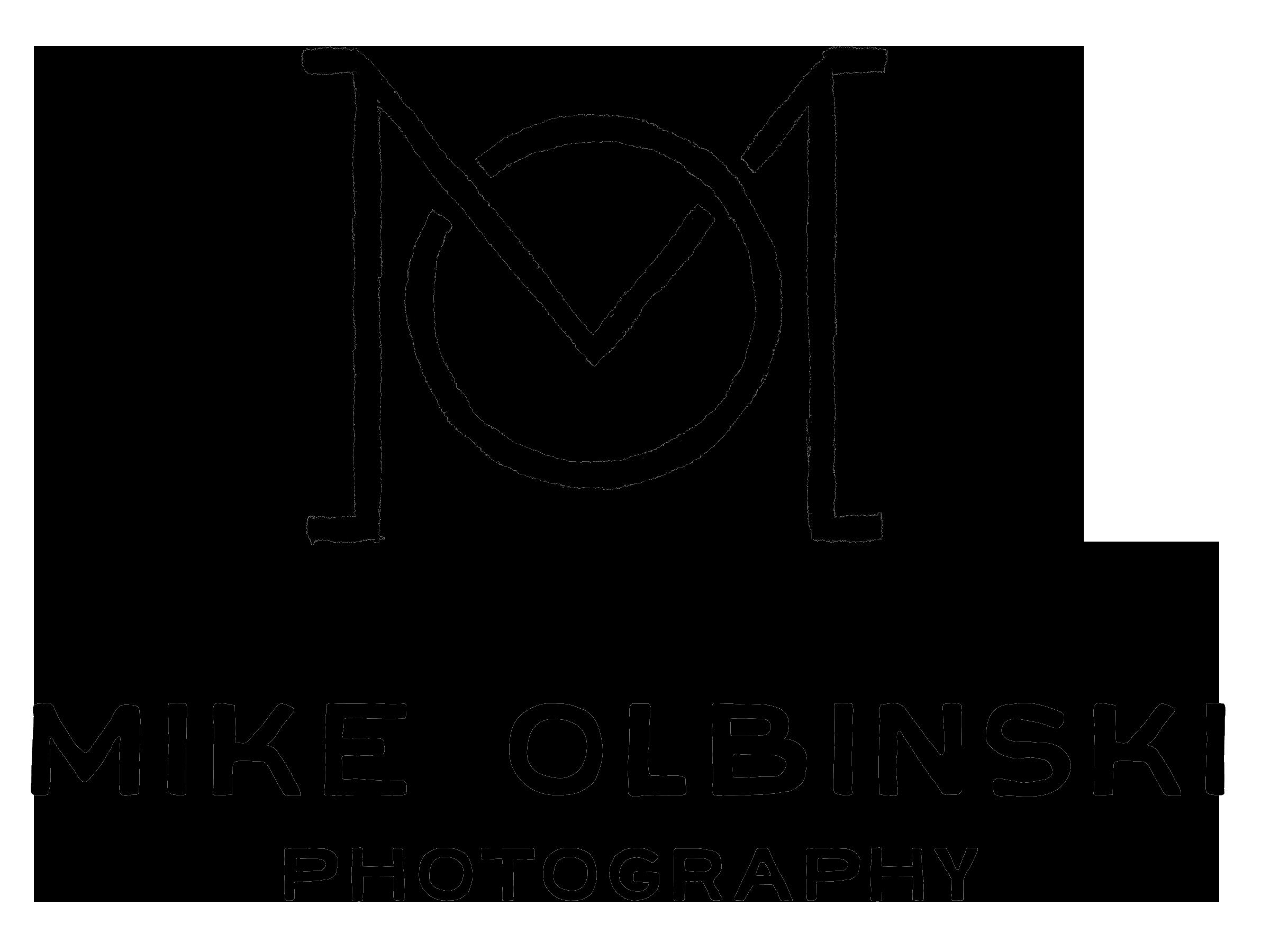 mike olbinski logo