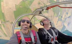 acrobat flying