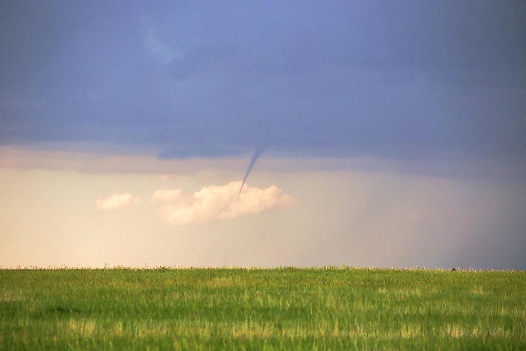 landspout tornado
