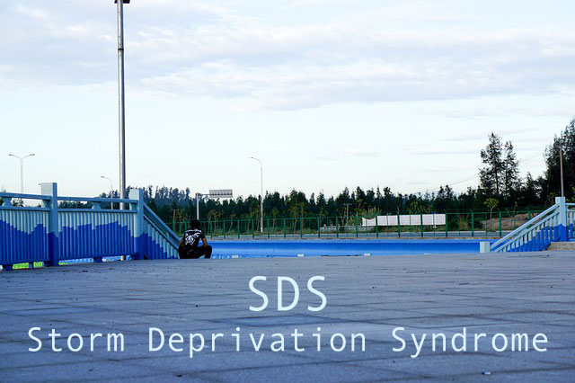 sds storm deprivation syndrome